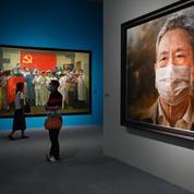 À Pékin, une exposition célèbre la victoire de l'«union» du peuple sur le coronavirus