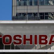 Toshiba: perte nette au premier trimestre mais prévisions maintenues pour 2020/21
