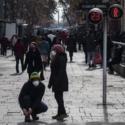 Coronavirus: fin de cinq mois de confinement dans le centre de Santiago, la capitale chilienne