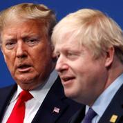 Accord commercial post-Brexit: Londres et Washington prolongent leurs discussions en septembre