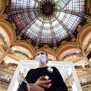 A Paris, plusieurs salariés atteints de Covid dans un magasin Fnac Darty et aux Galeries Lafayettes