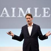 Scandale diesel: Daimler va payer 2,2 milliards de dollars aux États-Unis