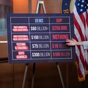 Etats-Unis: toujours moins de nouveaux chômeurs, toujours pas de plan d'aide