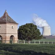 Fin de la canicule, la centrale nucléaire de Golfech redémarre