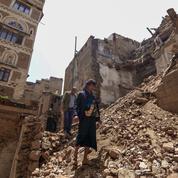 La guerre et les inondations mettent sous terre le patrimoine historique du Yémen