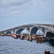 Pour contrer la Chine, l'Inde investit dans les infrastructures aux Maldives