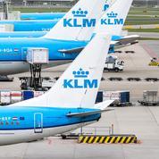 Coronavirus: la compagnie KLM gèle des hausses de salaire
