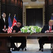 Un nouveau livre sur Donald Trump dévoile sa correspondance avec Kim Jong-un