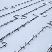 Gazprom recule en Europe au premier semestre