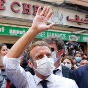 Accord Emirats-Israël: Macron «salue une décision courageuse»