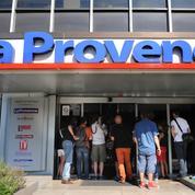 Le journal La Provence renonce au rachat de son concurrent La Marseillaise