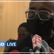 «Négrophobie d'État» : l'auteur du tag sur la statue de Colbert devant l'Assemblée nationale jugé vendredi