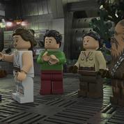 Pour Noël, Disney et Lego mettent un nouveau Star Wars au pied du sapin