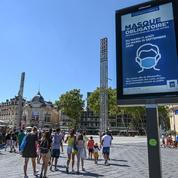 Masque obligatoire dans le centre-ville de Perpignan et d'autres localités