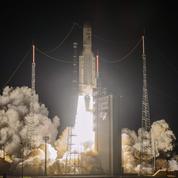 Kourou: retour en vol réussi pour la fusée Ariane 5