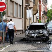 Poussée de violence dans deux quartiers de Reims