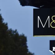 La chaîne de magasins Marks and Spencer annonce 7000 suppressions d'emplois