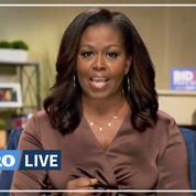 Présidentielle américaine: Michelle Obama ouvre la convention démocrate avec un réquisitoire contre Donald Trump