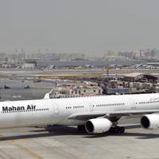 Washington sanctionne des fournisseurs de la compagnie iranienne Mahan Air
