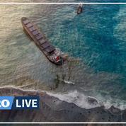 Des experts japonais en route vers l'île Maurice pour participer à la dépollution