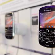 BlackBerry, le retour, avec clavier et 5G