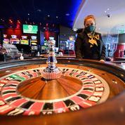 Casinos : une fréquentation «un peu atténuée» depuis la réouverture, selon les entreprises du secteur