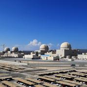 La première centrale nucléaire du monde arabe entre en service à Abu Dhabi