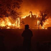 Des incendies ravagent la Californie en proie à une canicule historique