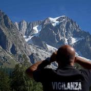 Un alpiniste belge de 30 ans se tue dans le massif du Mont-Blanc