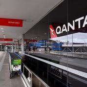 La compagnie australienne Qantas annonce 1,9 milliard de dollars de perte annuelle