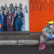 La Colombie dépasse les 500.000 cas de coronavirus