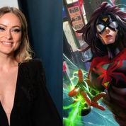 Olivia Wilde aux commandes d'un prochain film sur Spider-Woman ?