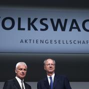 Dieselgate : un dirigeant de Volkswagen doit payer 1,5 million d'euros