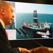 La Turquie a découvert le plus grand gisement de gaz naturel «de son histoire» en mer Noire, selon Erdogan