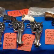 États-Unis : les ventes d'armes à feu augmentent dans des proportions inédites à l'approche de l'élection présidentielle