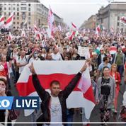 Biélorussie : Alexandre Loukachenko intraitable face à la rue