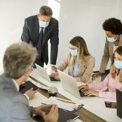 Masque en entreprise : 26% des Français refusent d'en porter un malgré l'obligation, selon un sondage