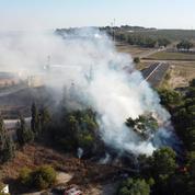 Nouvelles frappes israéliennes à Gaza en réponse à des ballons incendiaires