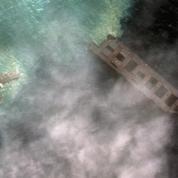 La marée noire à Maurice, menace à long terme pour le corail, selon des experts
