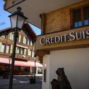 Credit Suisse réorganise ses activités en Suisse