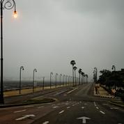 L'ouragan Laura s'approche des côtes américaines