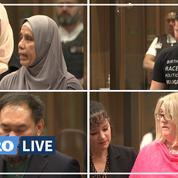Des victimes crient leur colère au tueur des mosquées de Christchurch