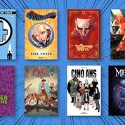 Vampires, super-héros, aventuriers, horreur... Les comics indispensables de la rentrée
