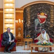 Bahreïn affirme son soutien à un État palestinien en recevant Mike Pompeo