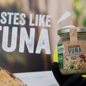 Nestlé se lance dans le poisson végan avec un «thon» à base de pois et de blé