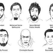 Qui sont les accusés du procès des attentats de janvier 2015 ?