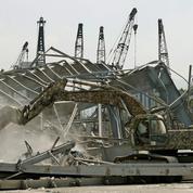 Le poids d'une tour Eiffel de débris déblayés à Beyrouth en quatre jours