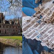 Un trésor du XVe siècle était caché sous le parquet du manoir anglais