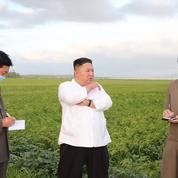 Un typhon a causé peu de dégâts en Corée du Nord, selon le dirigeant
