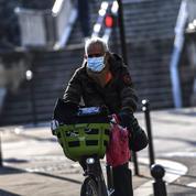 Tous les cyclistes et les joggeurs peuvent finalement circuler sans masque à Paris et en petite couronne